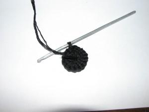 вязание сокса шаг 13