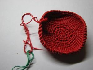 вязание сокса шаг 14